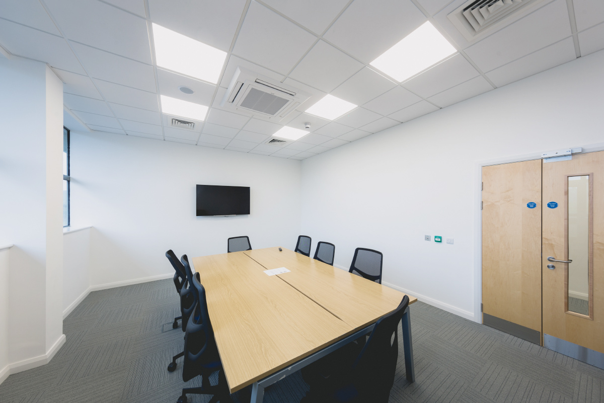 Prescient_Data Centre Customer Meeting Room